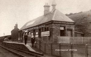 Skinningrove Railway Station