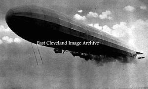 Zeppelin's over the Works