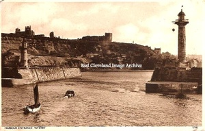 Harbour Entrance at Whitby