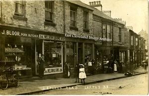 Zetland Road Loftus 1905