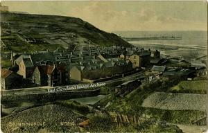 Skinningrove and the Old Bridge