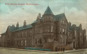 North Ormesby Hospital 1906