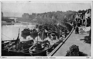 Whitby Fishing Fleet