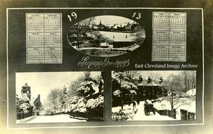 Loftus Calendar 1913
