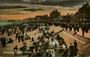 Promenade & Sands, Redcar