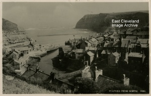 Staithes from the North