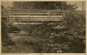 Lowdale Bridge, Sleights