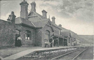 Sandsend Railway Station