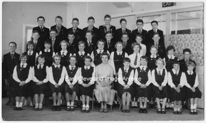 Stanghow Lane County Modern School, 1959?