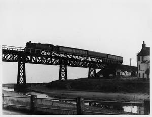 East Row Railway Bridge, Sandsend