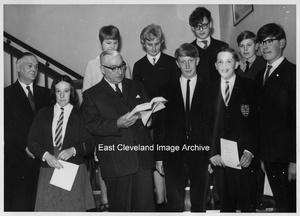Loftus School's Prize Pupils 1965