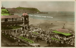The Spa and Bandstand, Scarborough