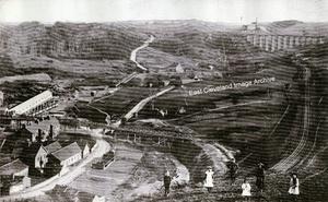 Skinningrove Mine and Loftus Valley