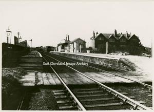 Ravenscar Railway Station