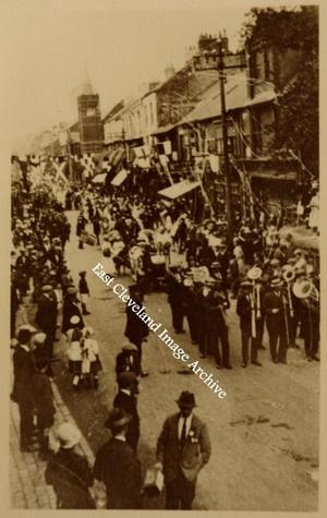 Zetland Road 1918