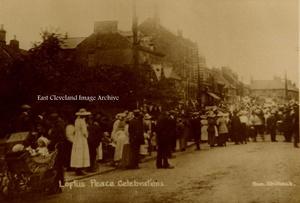 1918 Peace Celebrations