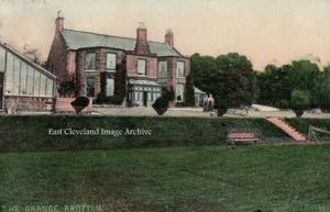Brotton Grange c.1900