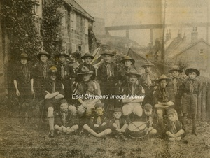 Cubs and Scouts of Sandsend - 1929