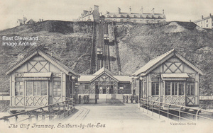 Cliff Lift at Saltburn