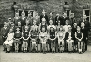 Loftus Senior School 1945ish?