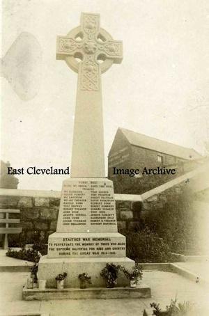 Staithes War Memorial