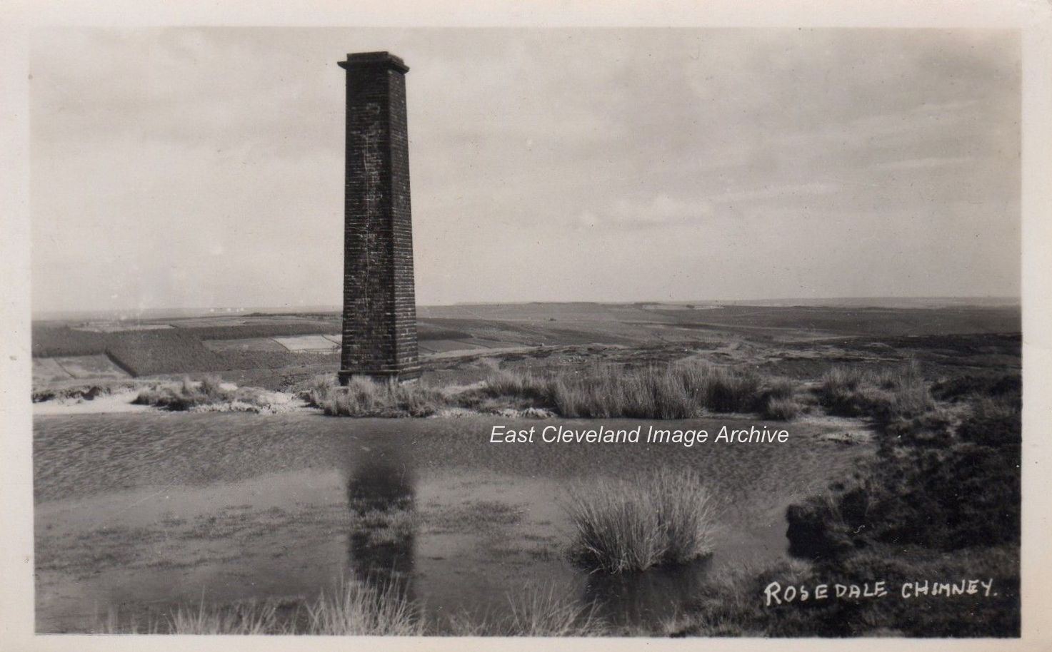 Do You Remember Rosedale Chimney?