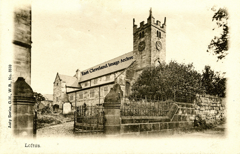 An Old Postcard View of St Leonard's