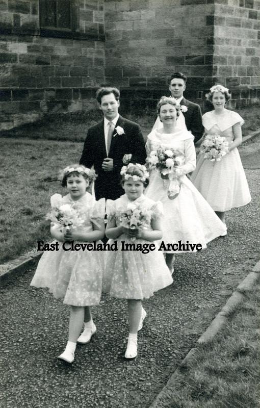 A 1959 Wedding