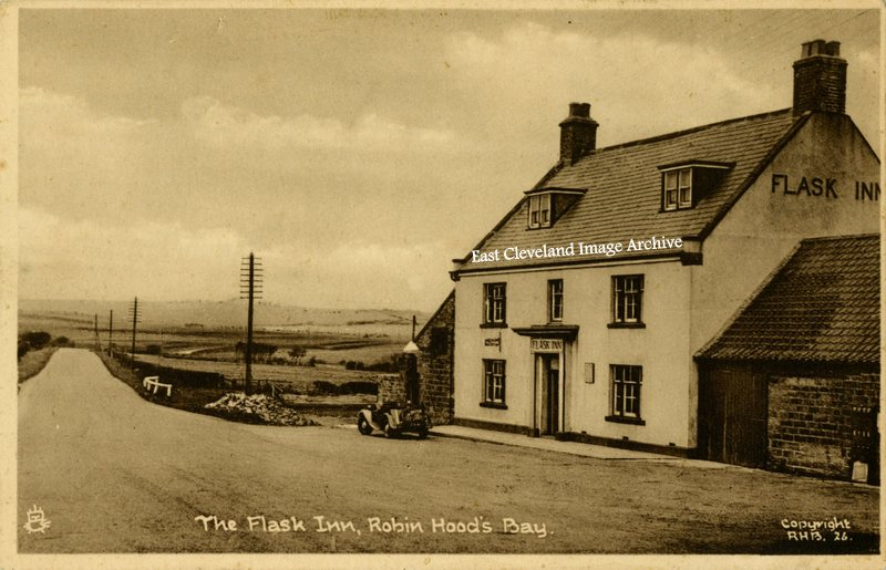 The Flask Inn