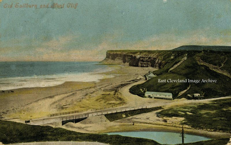 Old Saltburn and Hunt Cliff