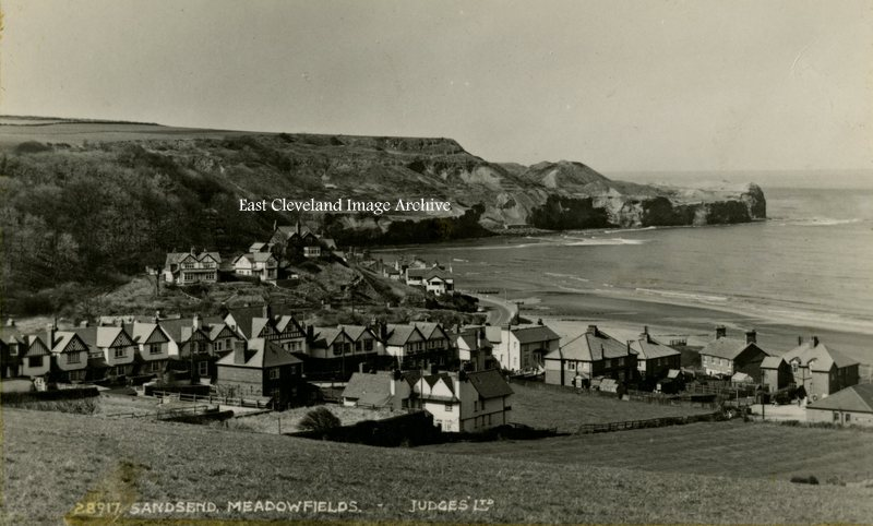 Above Meadowfiels, Sandsend