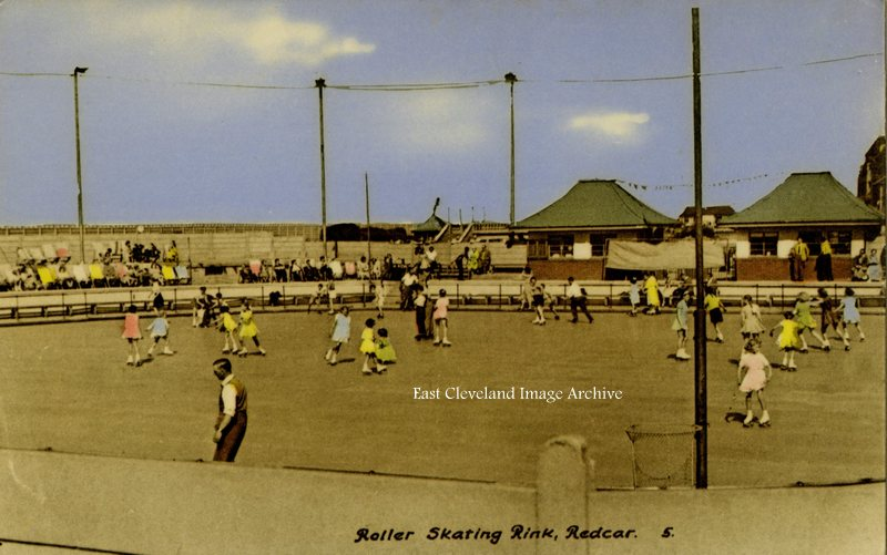 Roller Skating at Redcar