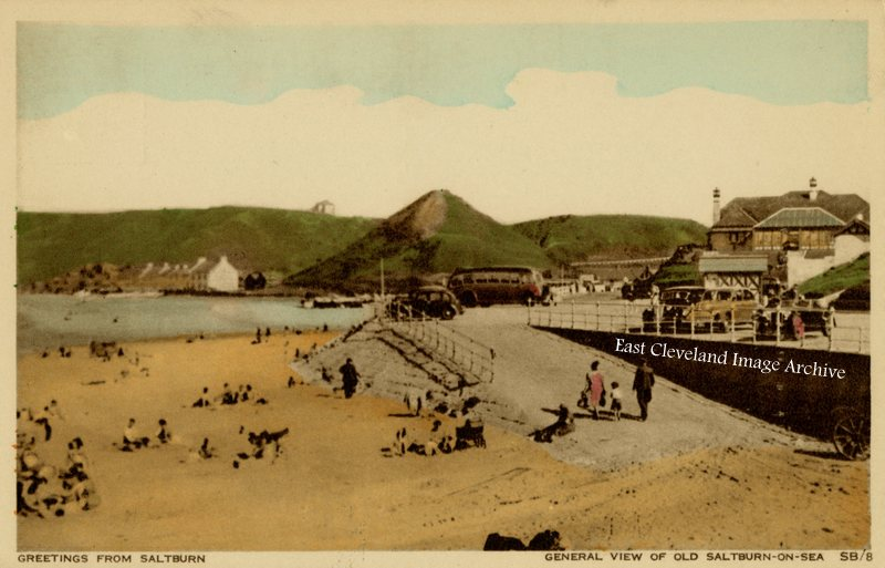 Cat Nab and Old Saltburn