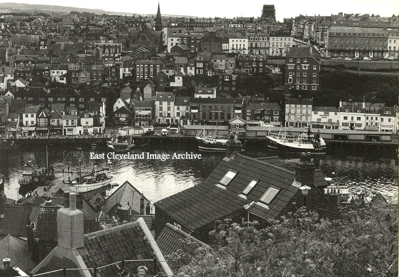 Whitby Fish Quay and Market
