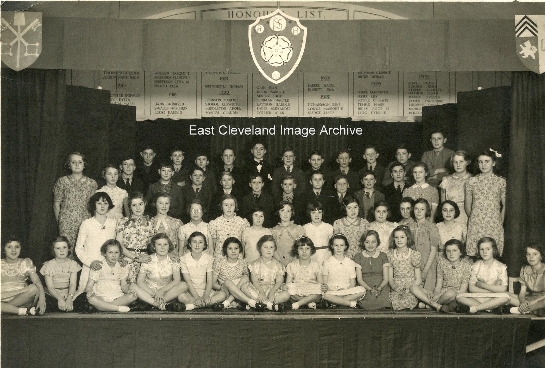Loftus Senior School - 1939-40.-1