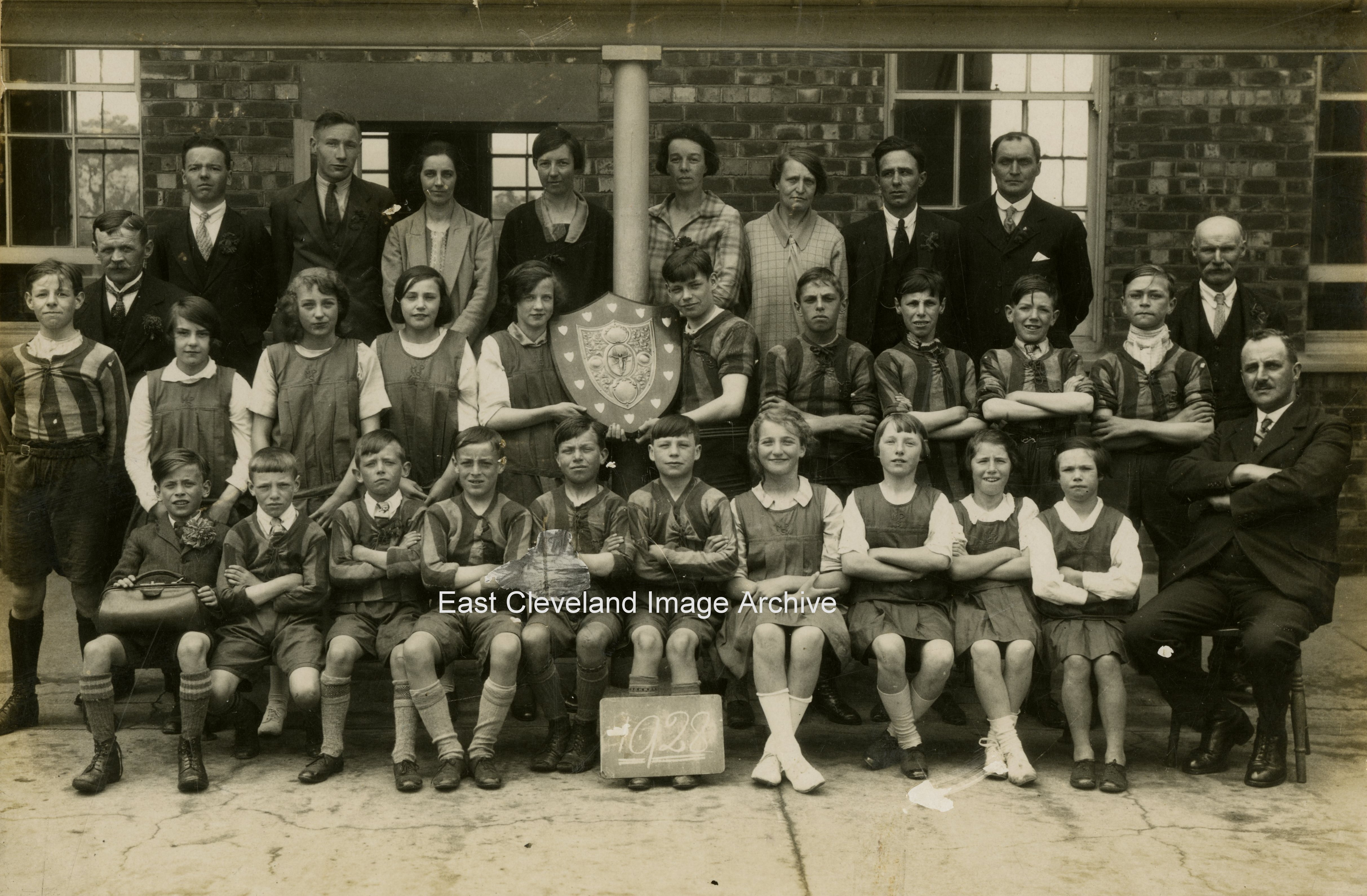 Margrove School 1928