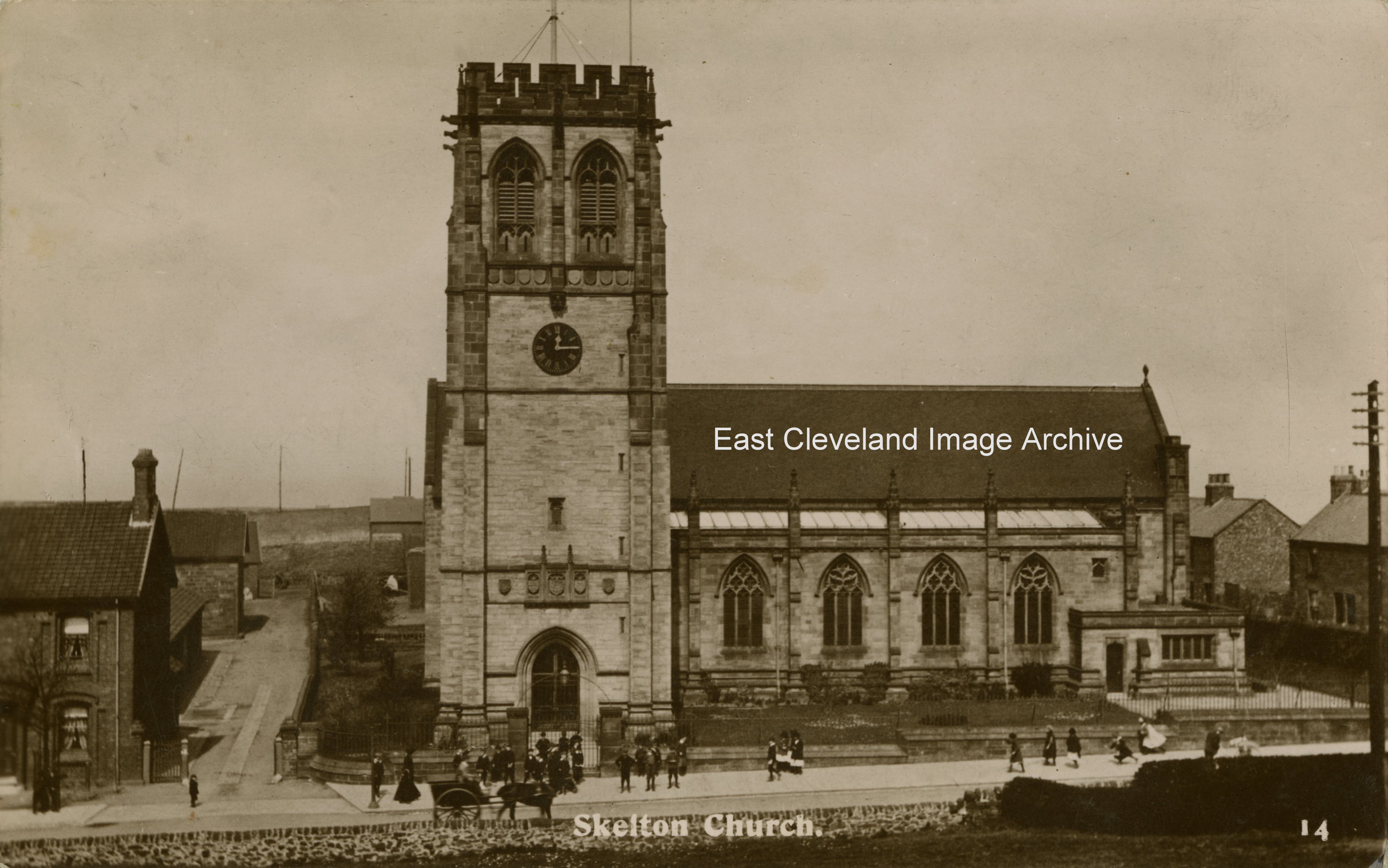 All Saints Church Skelton