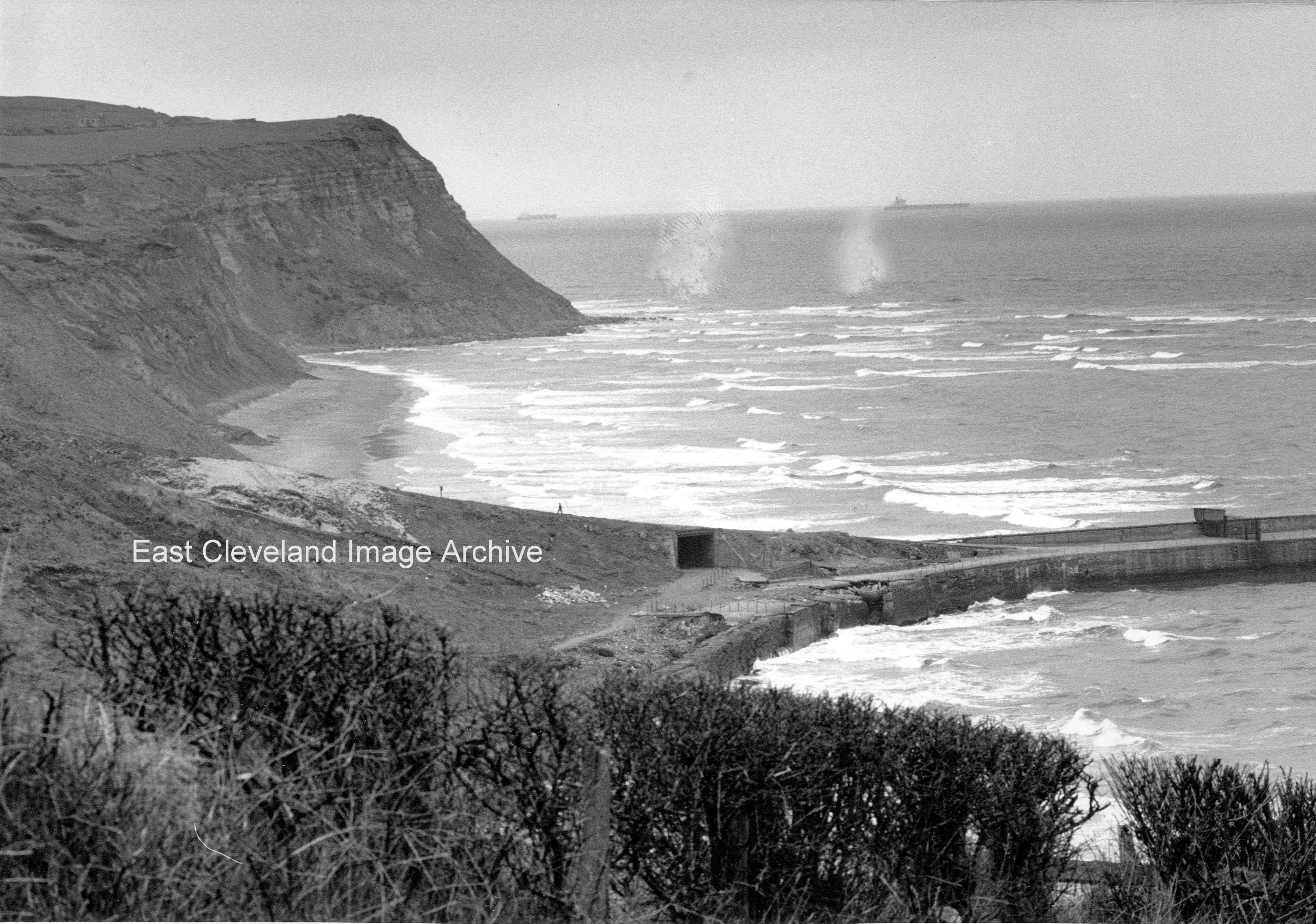 Skinningrove and Cattersty