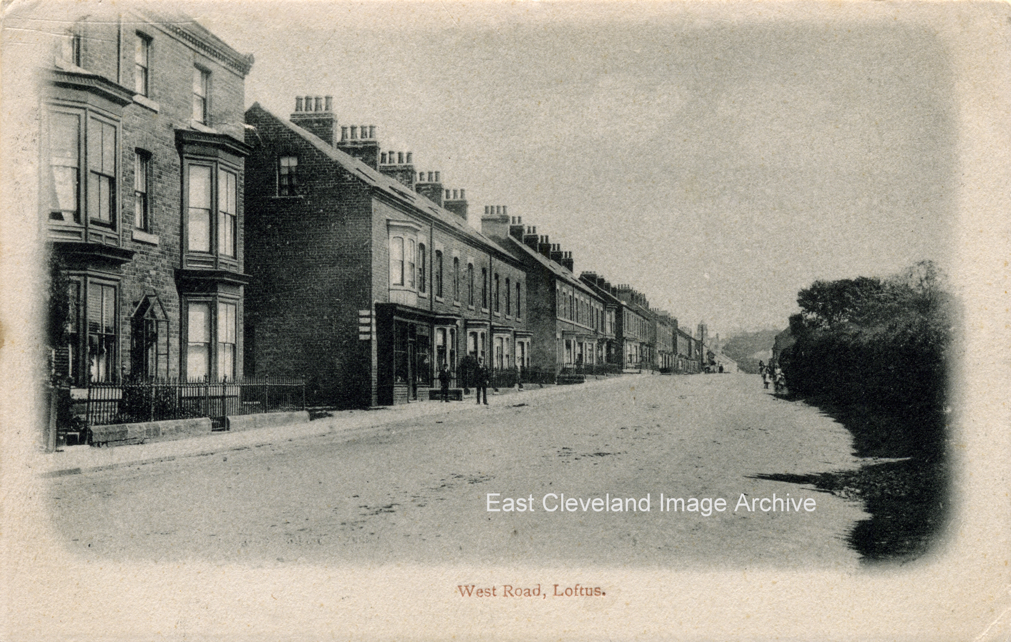 West Road 1903