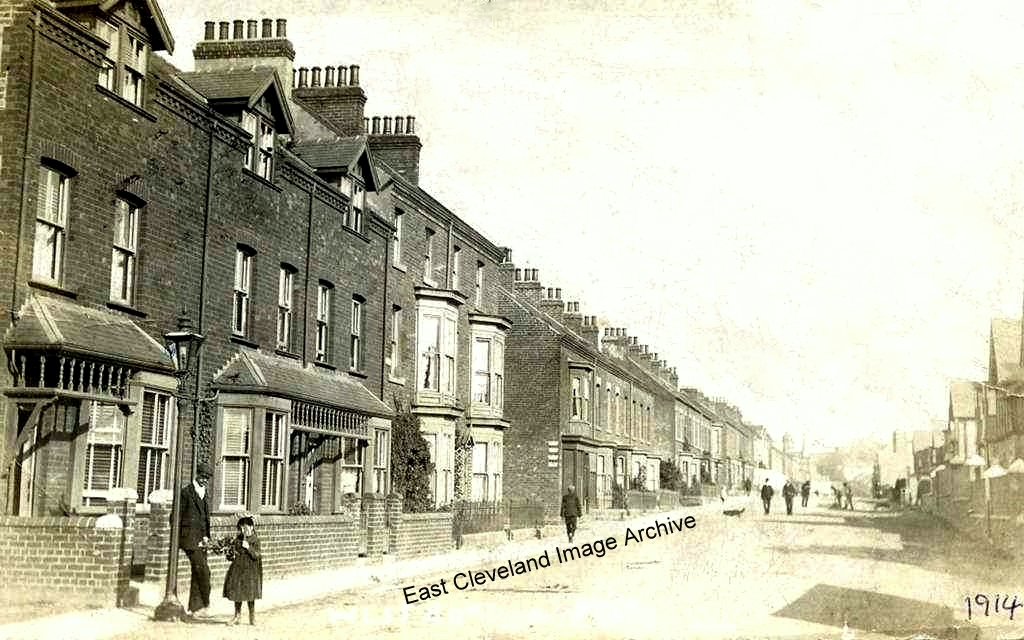 West Road 1914